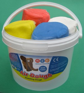 Airdough Big Tub Mixed Colours