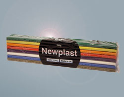 Newplast modelling clay - multicolour pack
